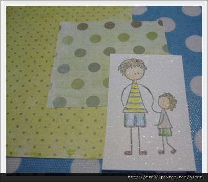 2012父親節卡片1