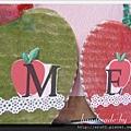 綠紅蘋果2