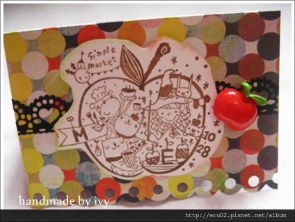 蘋果小卡3