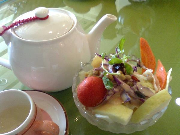 龍潭鄉北龍路331號的創意素食料理