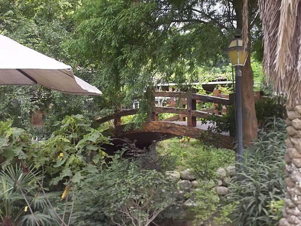 照門休閒農業區 九芎湖金谷農場 園中景觀