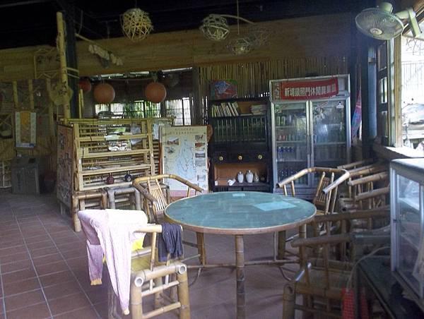 照門休閒農業區 箭竹窩秀風農場 餐廳