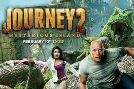 地心冒險2 : 神秘島 (Journey 2 : The Mysterious Island)