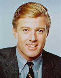 Young ROBERT REDFORD 78
