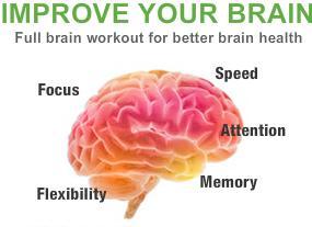 有效改善腦力