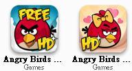 iPAD Angry Birds憤怒鳥遊戲