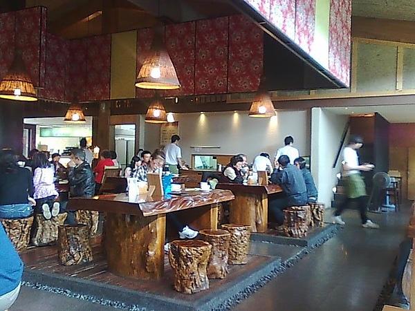 薰衣草森林桐花村餐廳