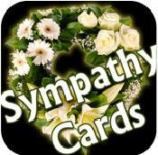 iPAD Sympathy Cards