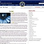 FBI Vault homepage