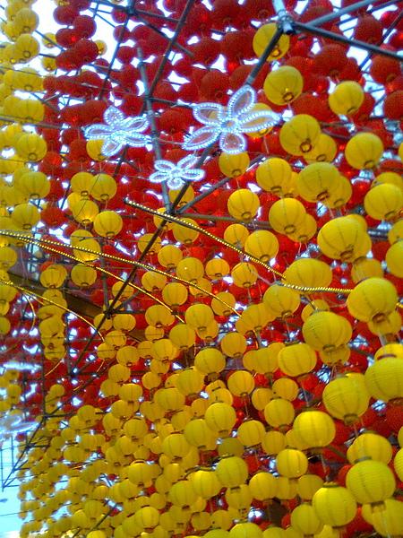 攝於白天下午的2011台灣燈會在苗栗