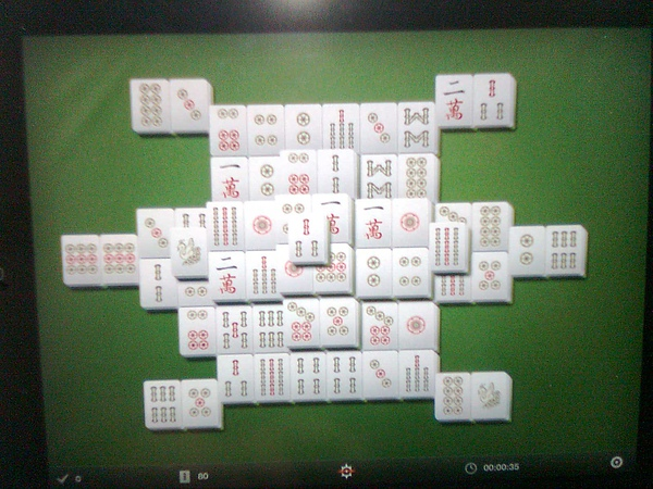 iPAD game : Shanghai Lite