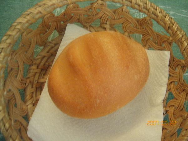 超像卡通裡的可愛麵包