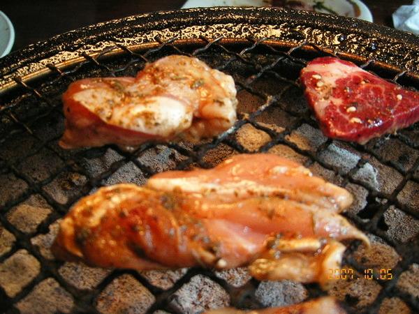 巴西里雞腿肉