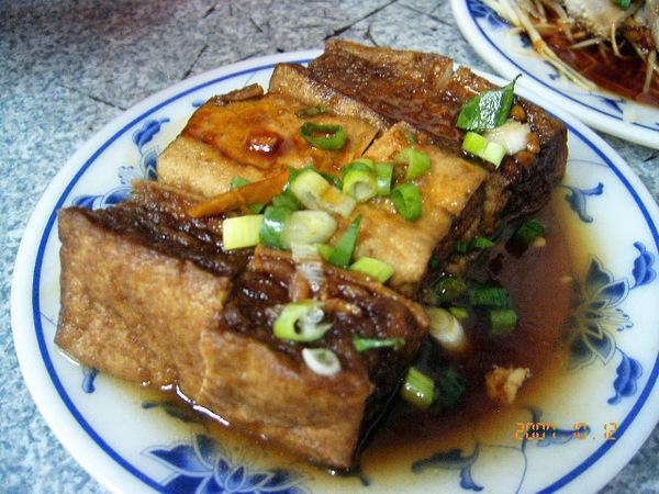 超入味的油豆腐