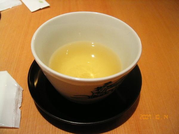 清香濃郁的玄米茶