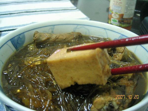 百頁豆腐很適合當滷味
