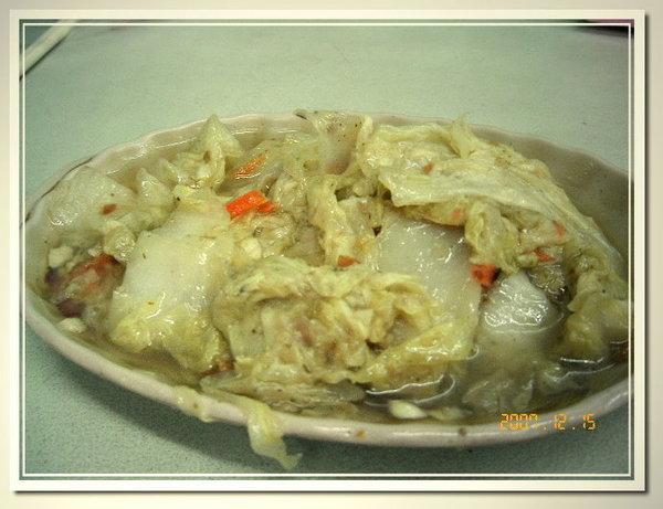 白菜滷  $20