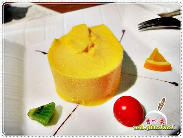 * 芒果奶酪 *