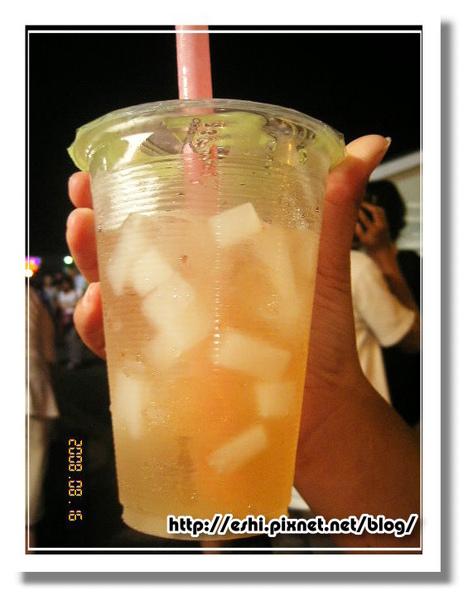 * 檸檬愛玉冰  $35 *