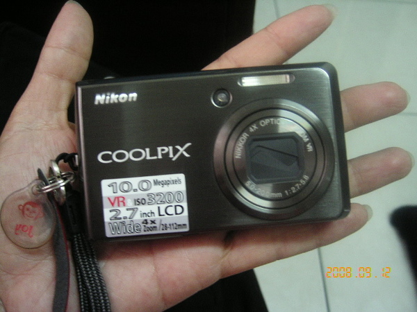 新相機~kuro