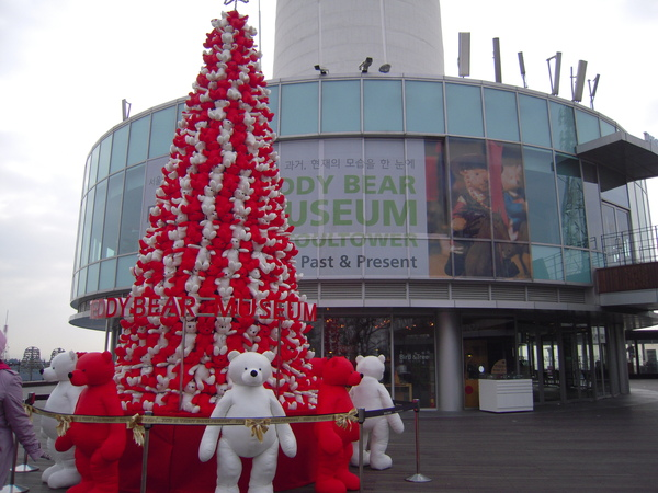泰迪熊博物館開囉