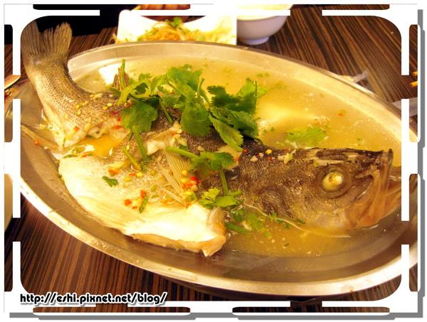 * 清蒸檸檬魚 $200 *