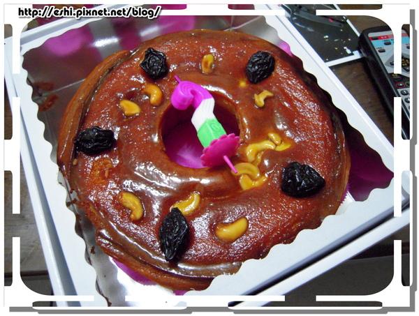 * 布丁蛋糕(八吋) $400 *
