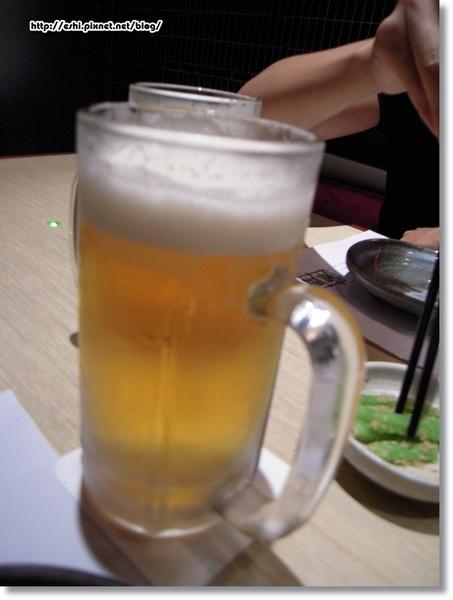 * 生啤酒 $90 *