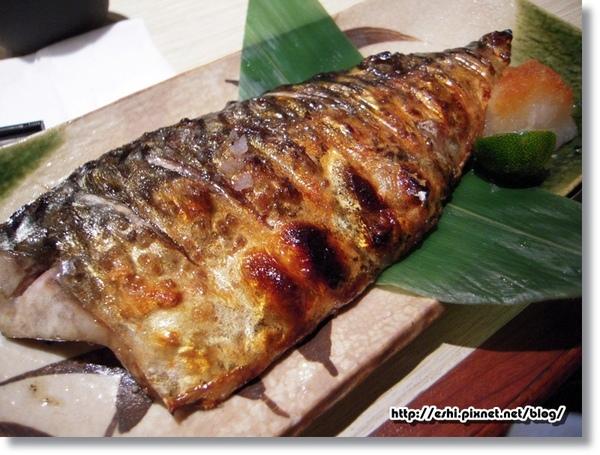 * 烤鯖魚定食 $220 *