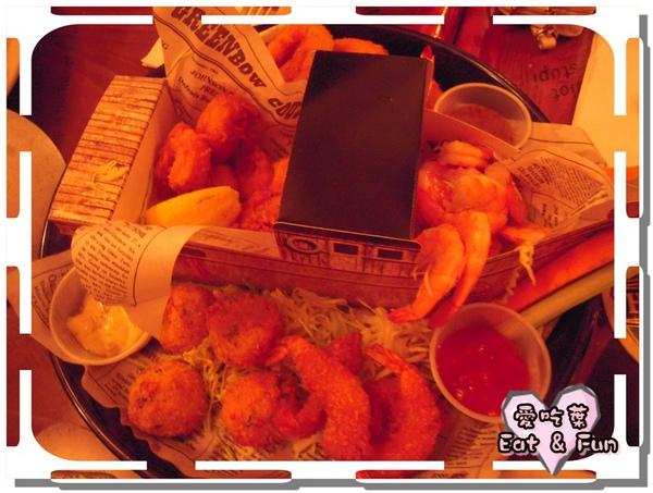 * America Seefood Sampler  HK$158 *