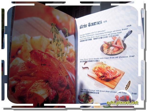 菜單上都有圖片對照