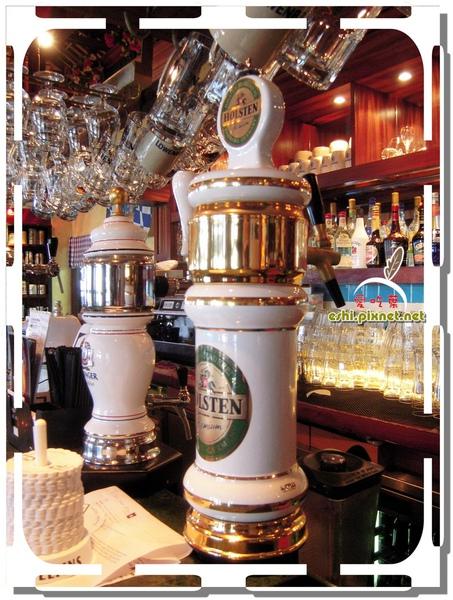 漂亮的啤酒桶