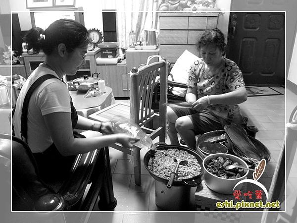 包肉粽也可以是闔家眾樂樂的活動