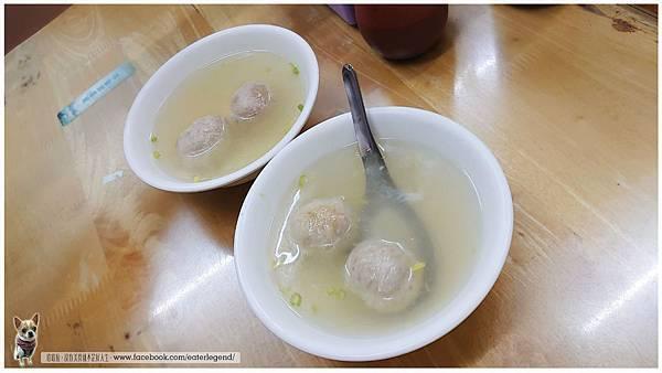 台東之旅 / 阿水伯魯肉飯 貢丸湯