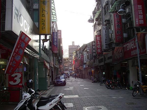 111.台北城中最古老的沅凌街