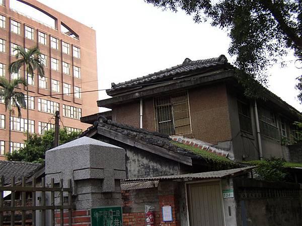 153.國北師的日式宿舍