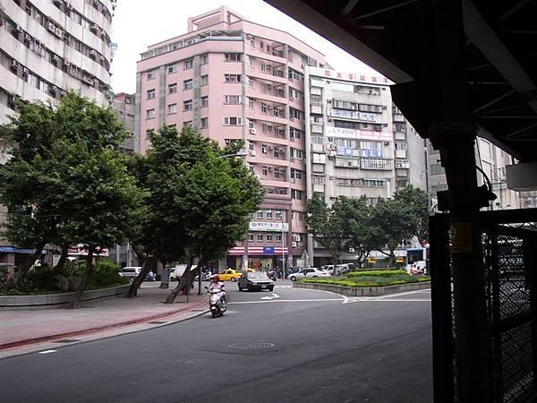 121.大橋頭圓環...台北橋改建前是台北的大門