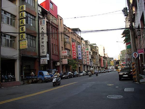 121.六館街(南京西路)