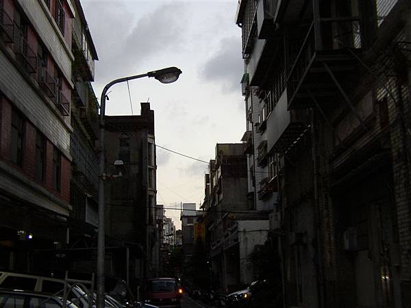 121.建昌街(貴德街北段)一景
