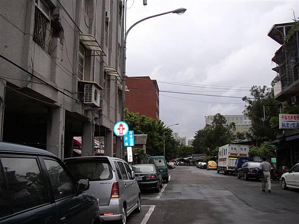 165.長安東路二段南側是日治時期的重劃區
