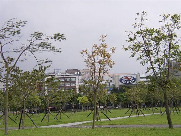 163.從中山美術公園看向民族東路