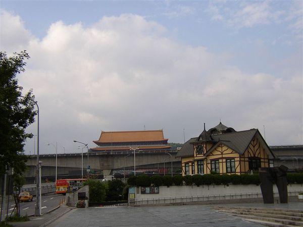 163.台北故事館與圓山飯店