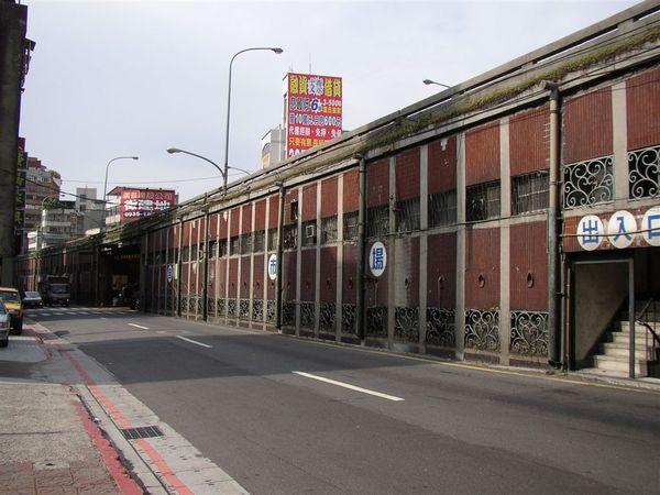 113.川端高架橋下的自強市場