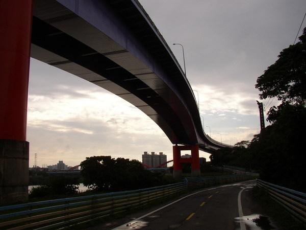 114.水源快速道路與永福橋