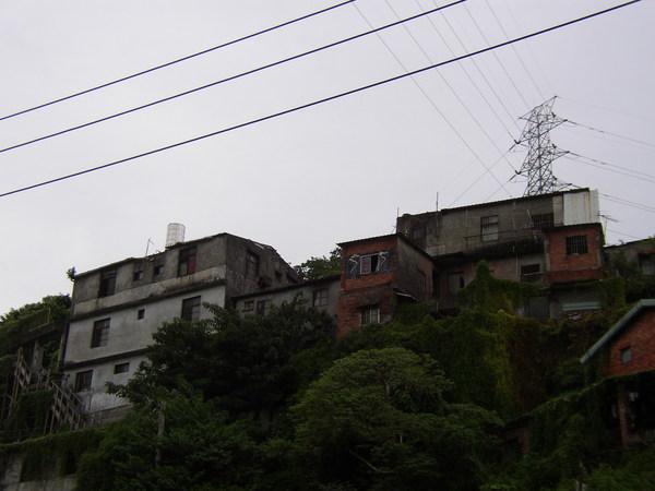 """114.寶藏巖被稱為""""台灣的調景嶺"""""""