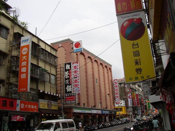 114.東南亞戲院是汀州路在公館的地標