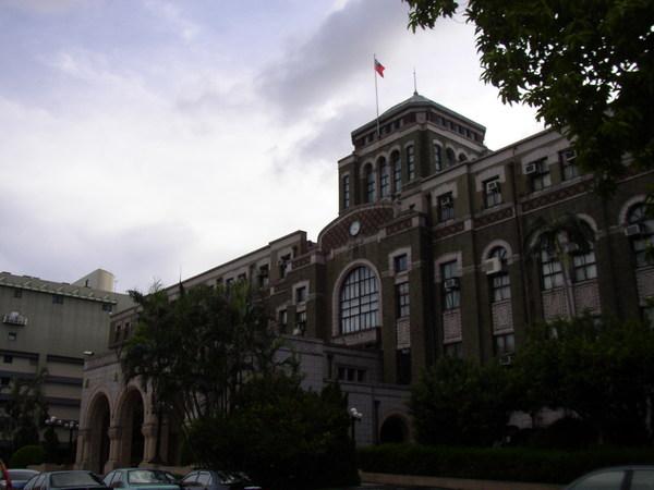 111.司法大廈