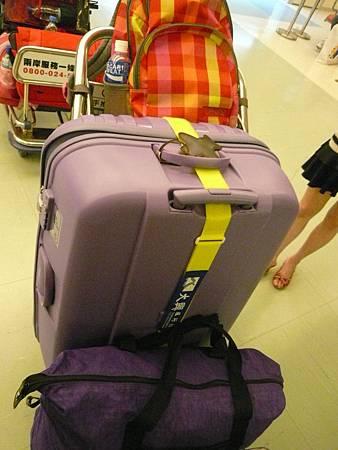 超重的行李