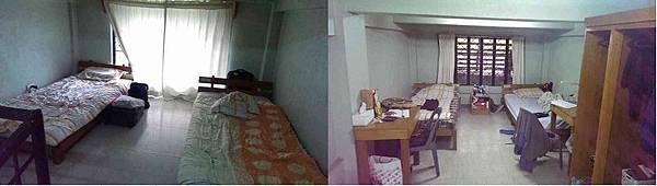 4人房床鋪