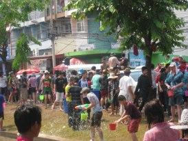 泰國潑水節-9